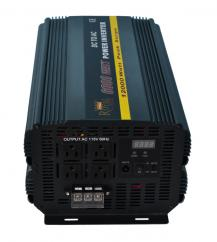 6000 Watt Power Inverter 24 Volt DC To 110 Volt AC