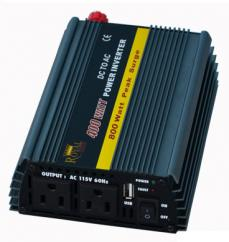 400 Watt Power Inverter 12 Volt DC To 110 Volt AC