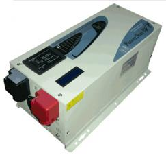 Pure Sine Power Inverters Charger 3000 Watt 12 Volt DC to 120V AC