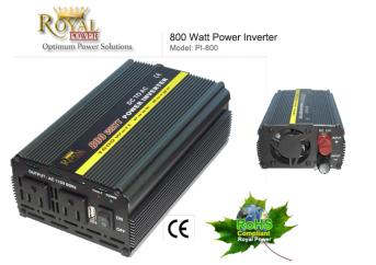 800 Watt Power Inverter 12 Volt DC To 110 Volt AC